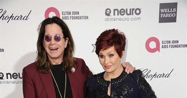 SHOW BITS: No Oscar love from Sharon Osbourne