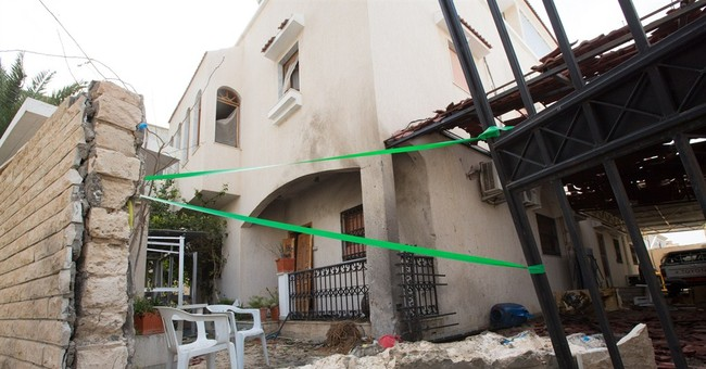 Blast damages home of Iranian ambassador in Libya