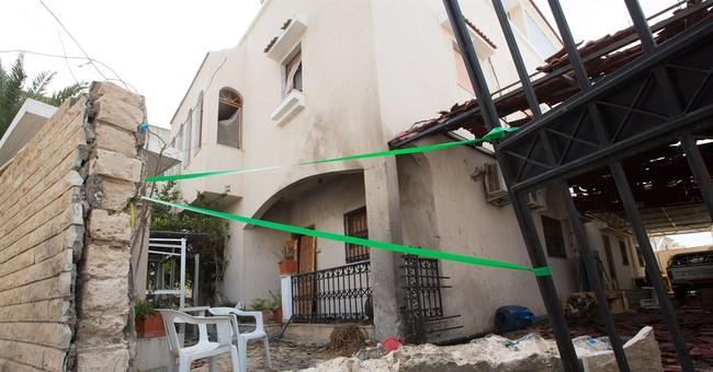 Blast damages home of Iranian ambassador in Libya