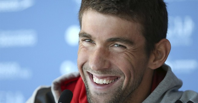 Michael Phelps takes plunge, gets engaged
