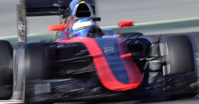 McLaren chairman says Fernando Alonso is 'devoid of injury'