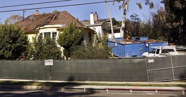 Ray Bradbury home's demise has LA re-examining its history