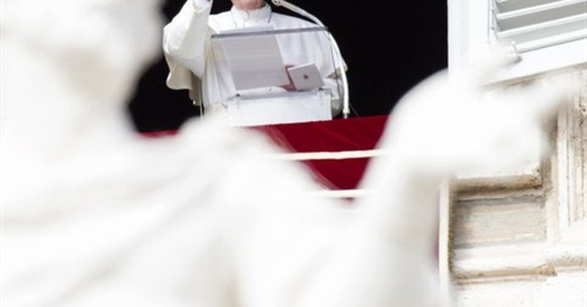 Pope gets away from Vatican to work on correcting 'defects'