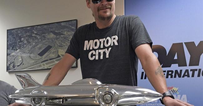 Vince Vaughn, Kid Rock headline Daytona entertainment