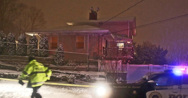 Chief: Retired officer apparently killed 2 daughters, self