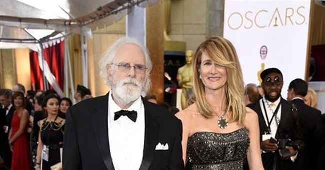 SHOW BITS: Father-daughter Oscar date: Bruce and Laura Dern