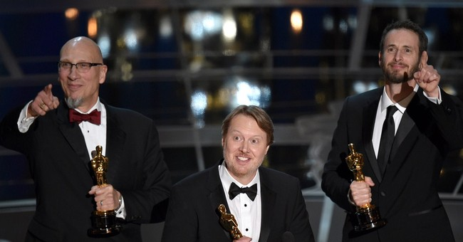 'Big Hero 6 ' wins Oscar for animated feature film