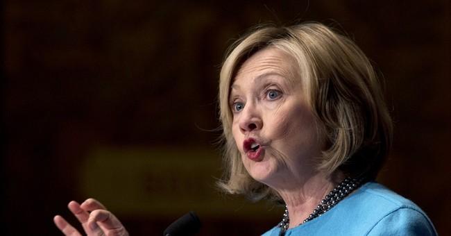 Foundation cash could pose Hillary Clinton campaign risks