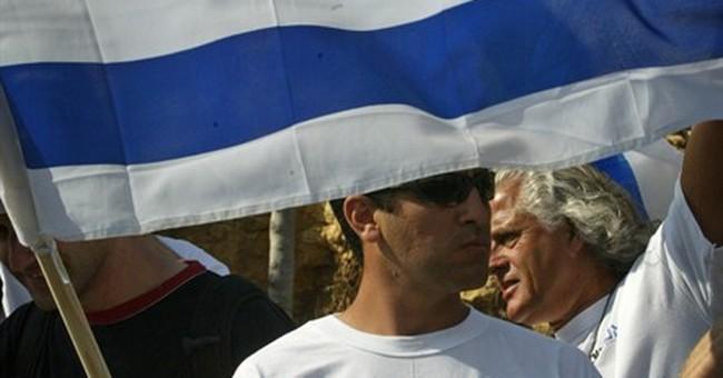 Zionism debate at heart of bitter Israeli vote