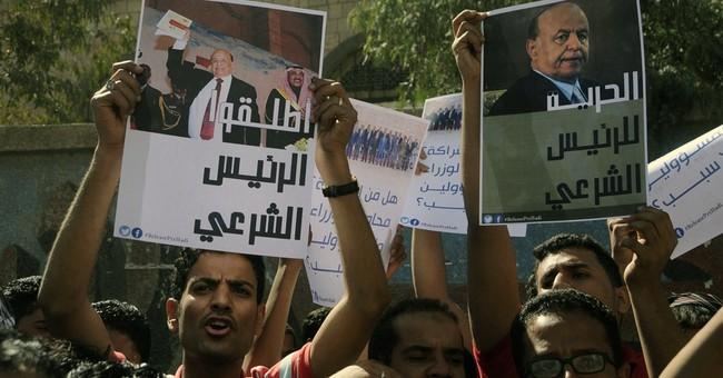 Yemen's Hadi says still legitimate president