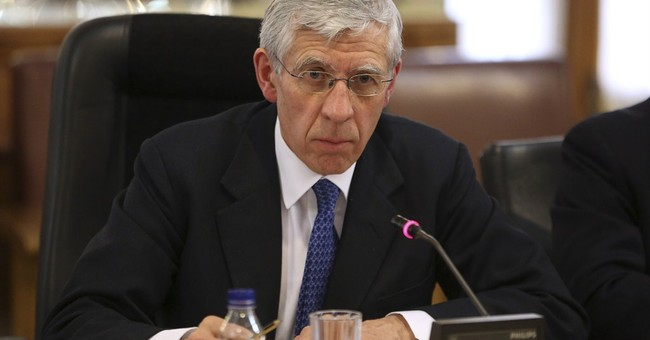 2 UK politicians caught in lobbying sting deny wrongdoing