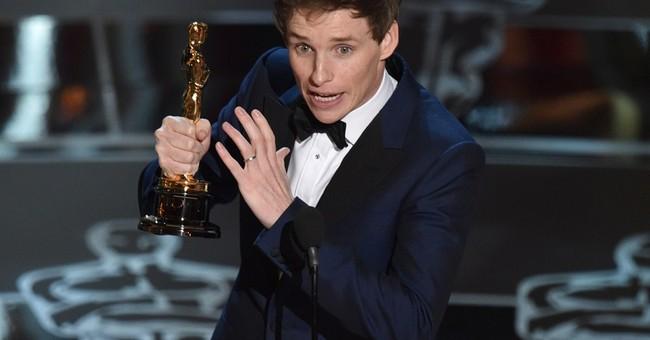 Redmayne wins Oscar for best actor