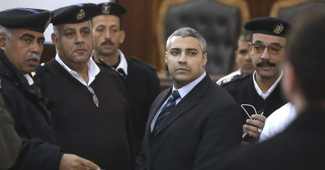 Egypt postpones retrial of 2 Al-Jazeera English journalists