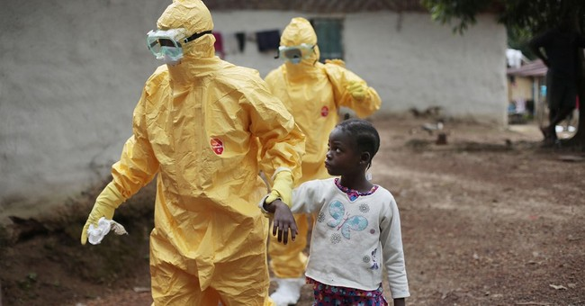 Ebola drug shows some promise in first tests in West Africa