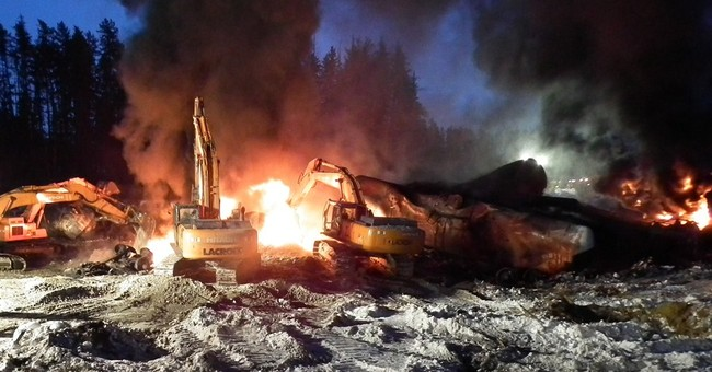 Canada: Oil train accident shows new safety rules inadequate