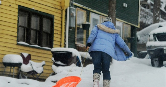 Winter brings arctic air, freezing rain, snow across US