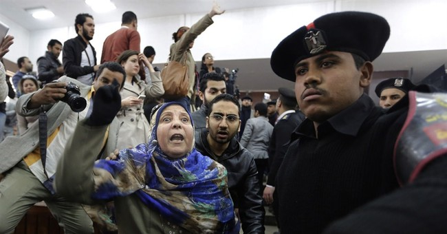 Egyptian court sentences activist to 5 years in prison