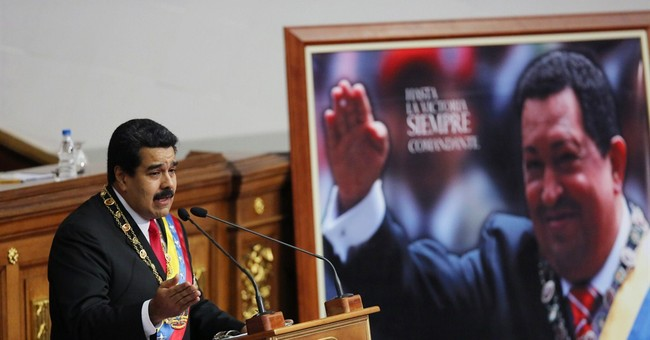 Venezuelan leader seeks to rally poor with mayor's arrest