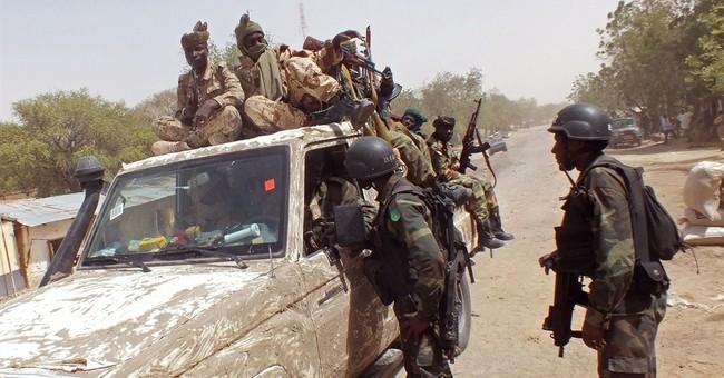 Correction: Boko Haram story
