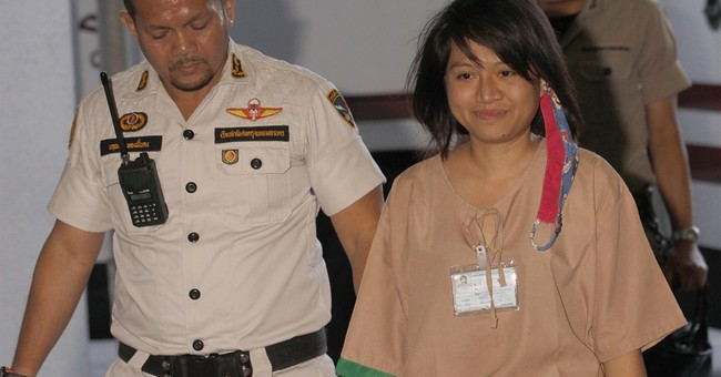 2 Thais who staged play found guilty of insulting monarchy