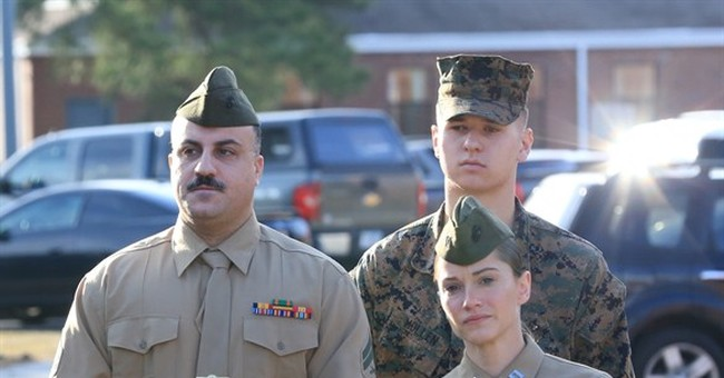 Marine who vanished in Iraq in '04 found guilty of desertion