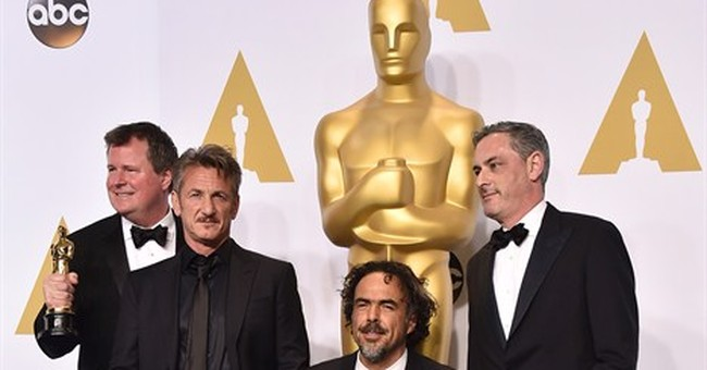Inarritu says Penn's immigration remark a joke among friends