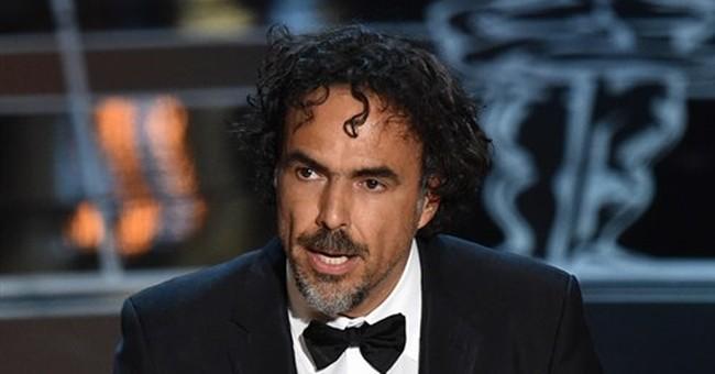 Inarritu wins Oscar for best director for 'Birdman'