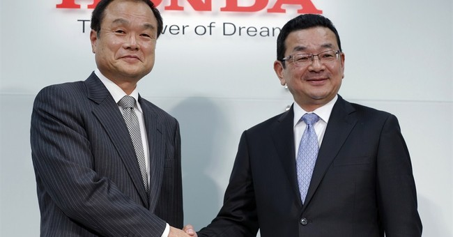 Honda to replace its CEO amid air bag crisis, sales drop