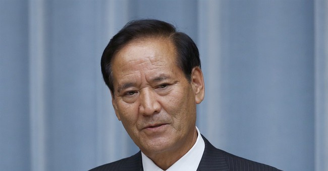 Japan's farm minister resigns amid political funds questions