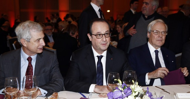 French president pledges to protect Jewish community