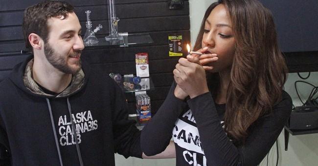 Alaska quietly becomes 3rd state to legalize marijuana