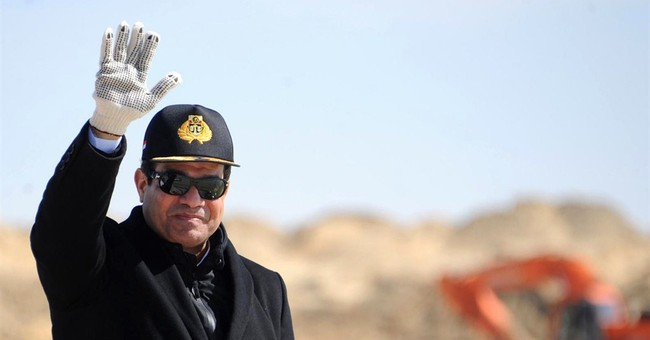Egyptian president issues new anti-terrorism law
