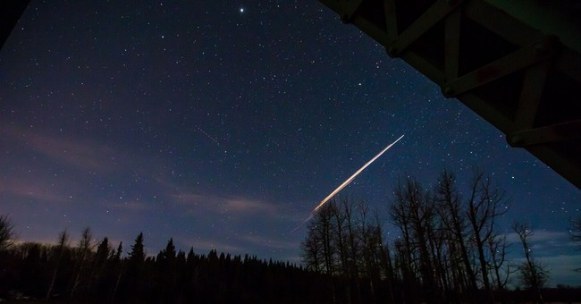 Fireballs spotted over western US as Chinese rocket burns up