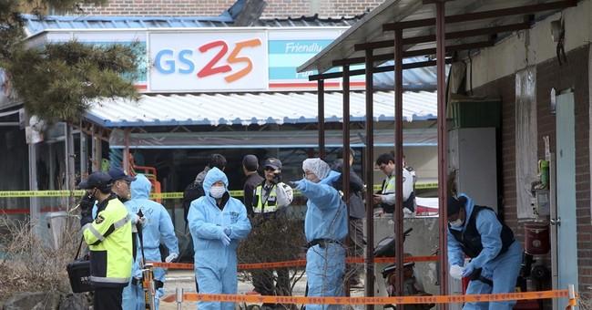 Gunman kills 3 in S. Korea's Sejong City, later found dead