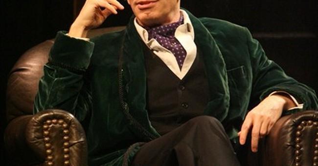 Return of play '39 Steps' to NYC will feature Arnie Burton