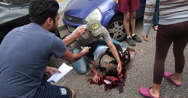 Venezuelan 14 year-old killed during anti-government protest