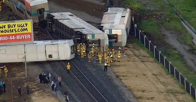 Train car design reduced impact in Southern California crash