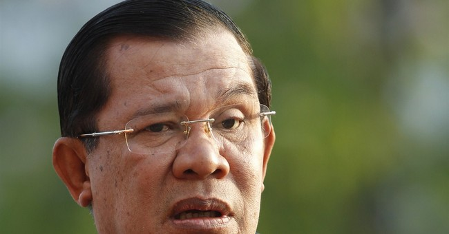 Cambodia PM says work on mega-dam will not start until 2018