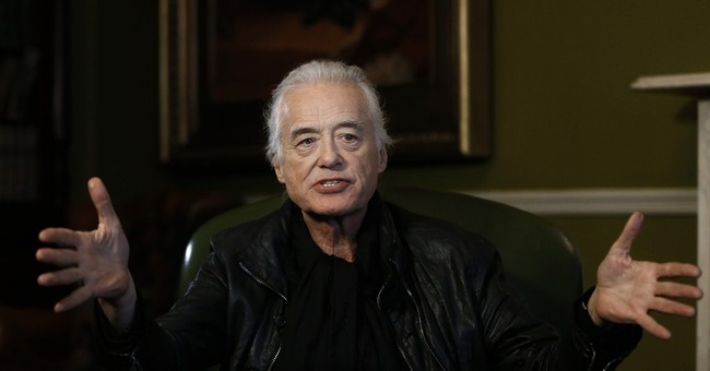 Jimmy Page revels in new Led Zeppelin re-masters