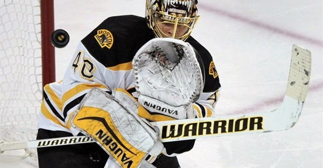Newly discovered wasp named after Boston Bruins goalie Rask