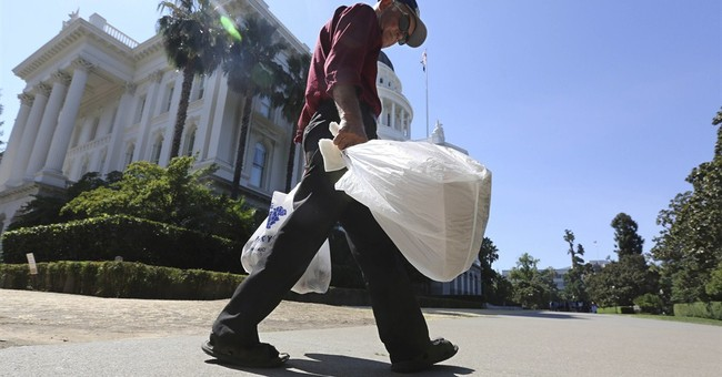 California's plastic bag ban suspended by ballot referendum
