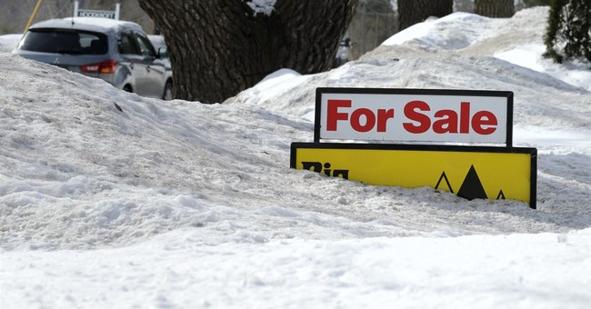 Historic snows causing headaches for real estate industry