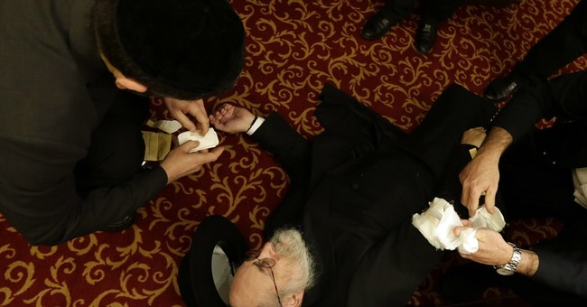 After attacks, European rabbis train self-defense in Prague