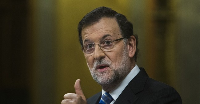 "Spain's PM denies Greek counterpart's ""overthrow"" claim"