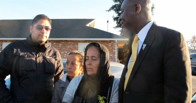 Woman wishes she could have saved son killed by police