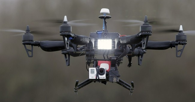 Multiple drones spotted over Paris landmarks; police puzzled