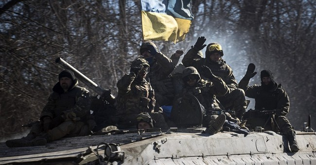 Report: Cluster bombs have been used in Ukraine conflict