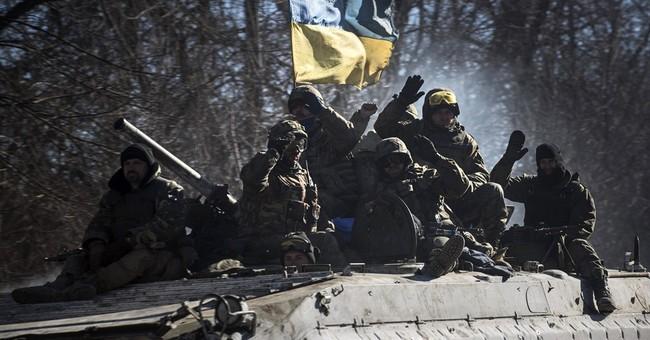 Report: Cluster bombs have been used in Ukraine conflict