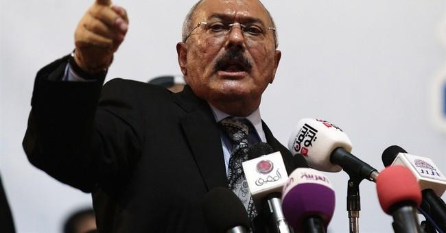 UN experts: Yemen ex-president allegedly amassed billions