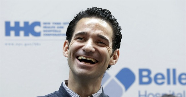 Ebola doctor: Media, politicians fueled the public's fear